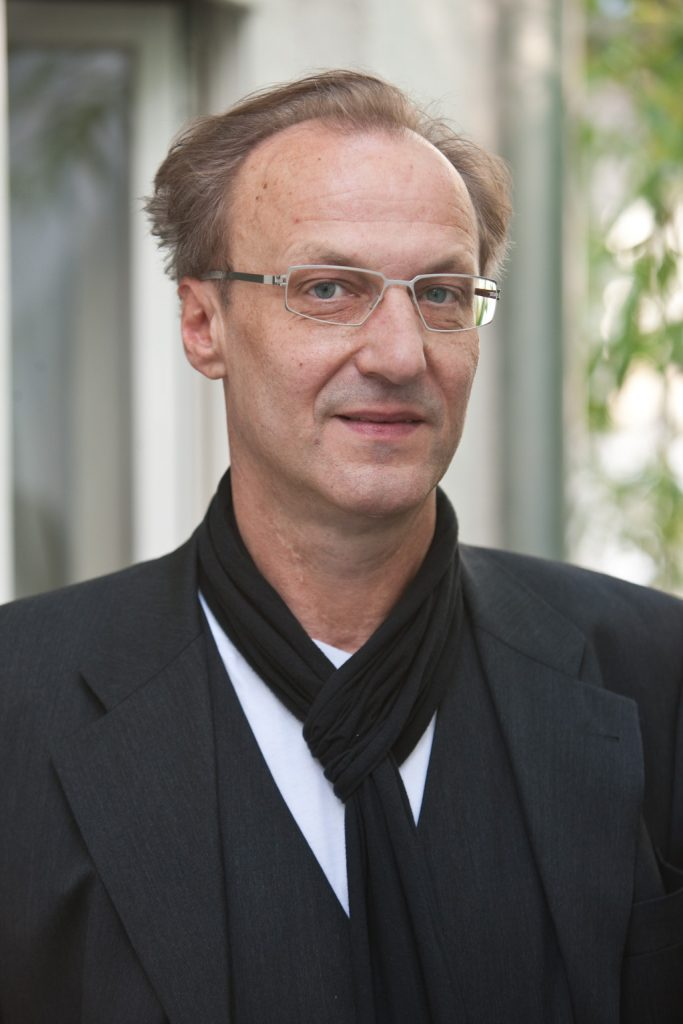 Portrait Rainer Christoph Synder
